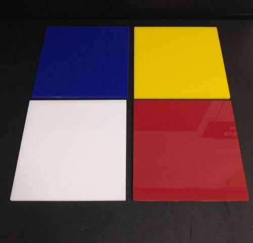 Tấm mica các màu dày từ 2mm tới 10mm